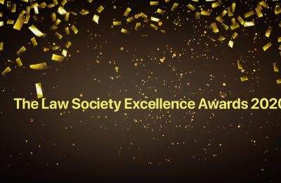 Law Society Excellence Awards 2020