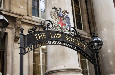 Nick Emmerson elected as Deputy Vice President of the Law Society