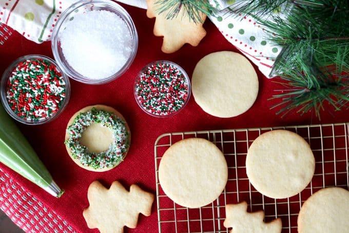 7 Fabulous Festive Christmas Cookie Recipes