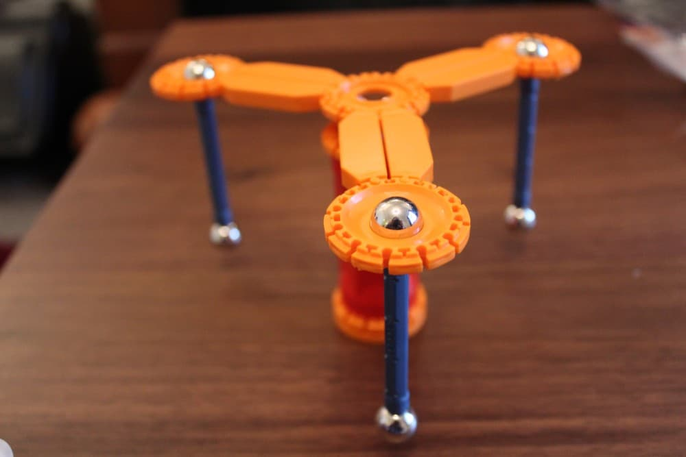 Geomag Mechanics Gravity Review