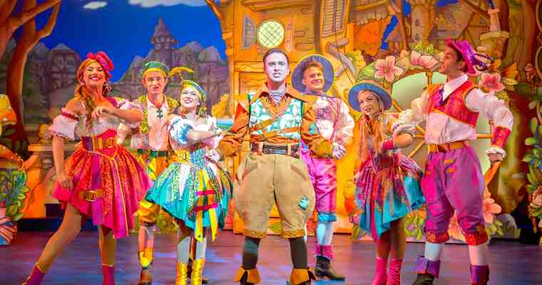 York Theatre Royal Panto – Jack and the Beanstalk – Review