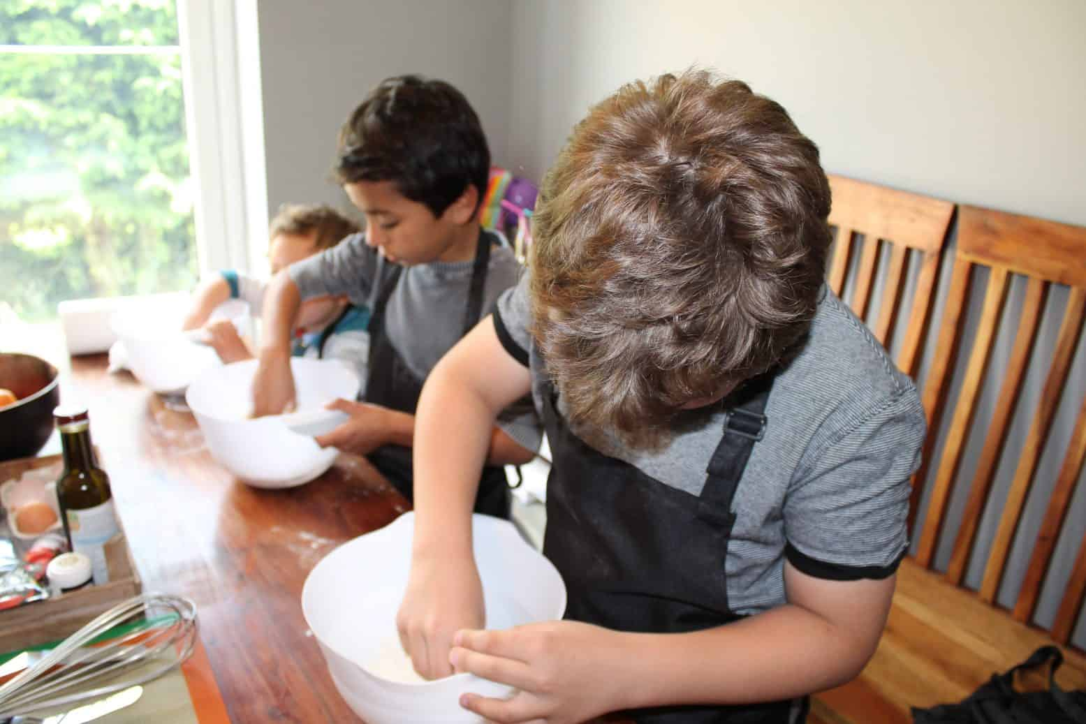 Dom's Kitchen – Affordable Kids' Cookery Masterclasses near York
