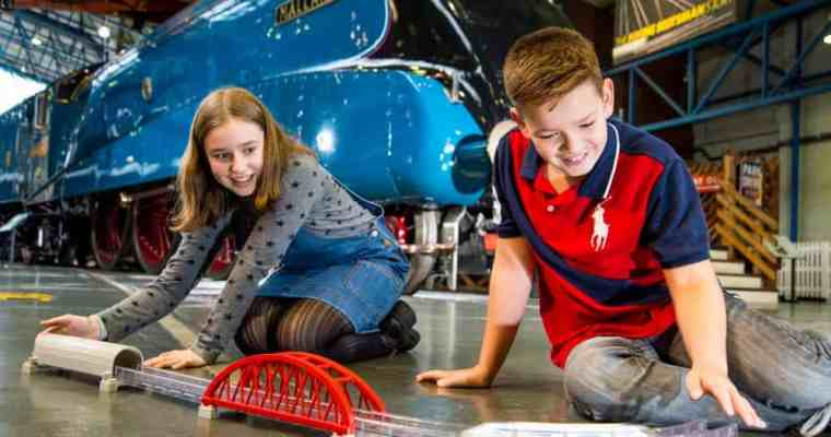 York Railway Museum – Future Engineers during October Half Term