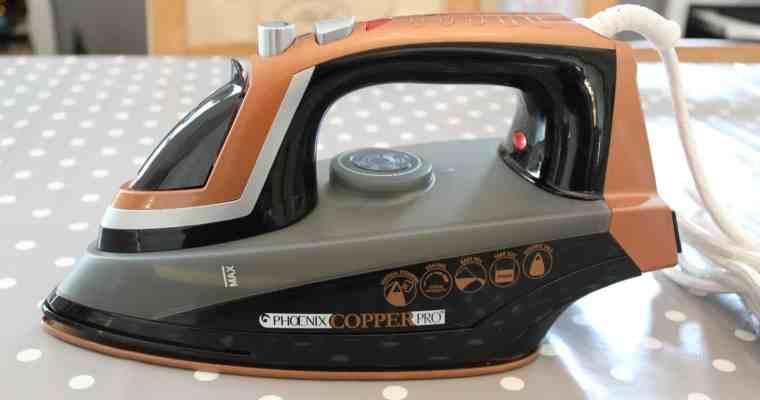 JML Iron  – Review of the JML Phoenix Copper Iron