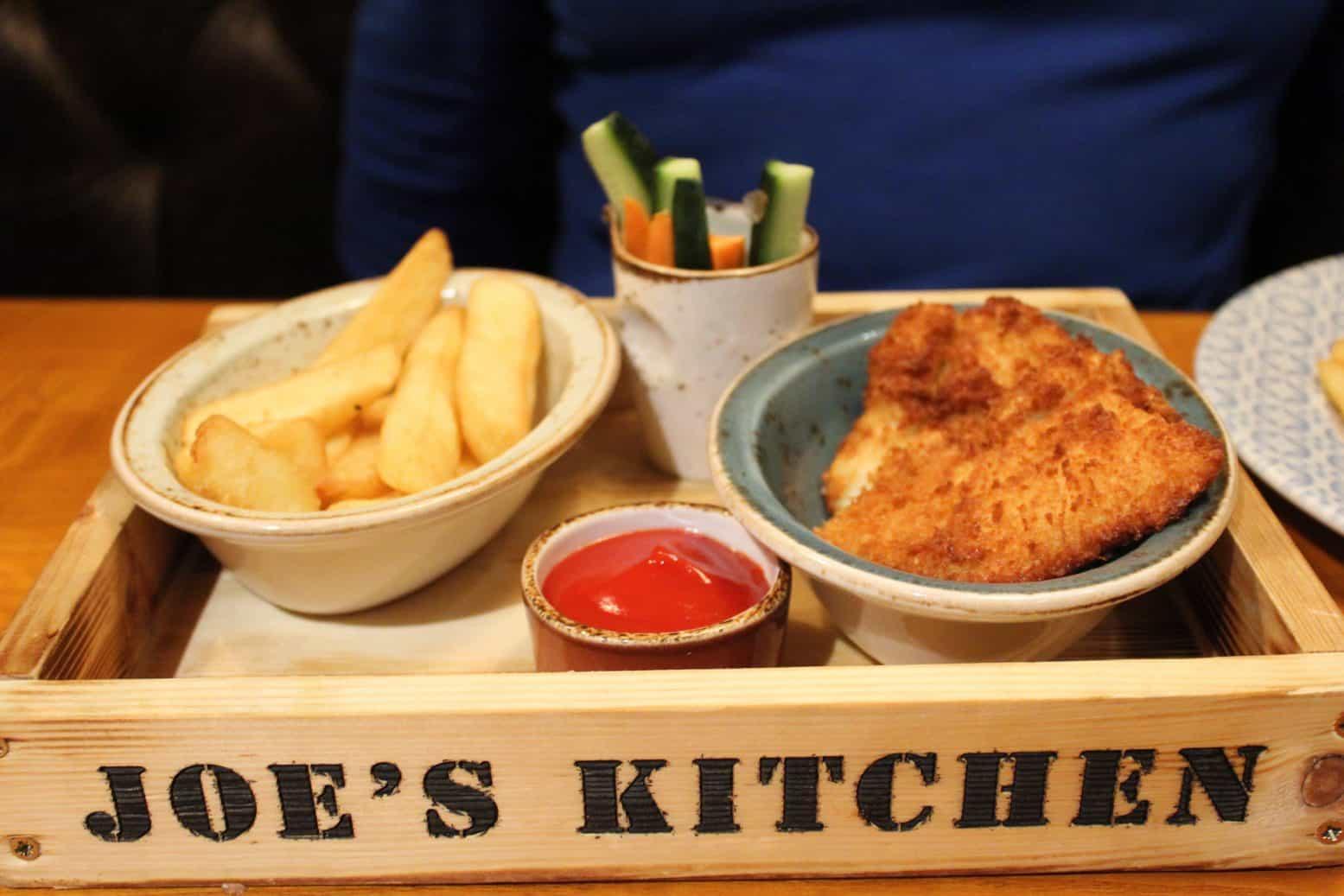 Joe S Kitchen Ludgate Hill London Great Family Friendly  # Muebles Rouge Bubua