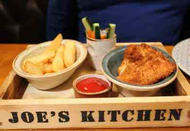 Joe's Kitchen, Ludgate Hill, London – Great Family Friendly Restaurant