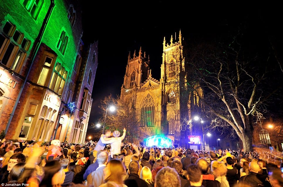 New Year's Eve York 2018 - What's On? - Yorkshire Wonders