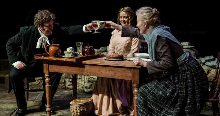 The Tenant of Wildfell Hall at York Theatre Royal – a Review