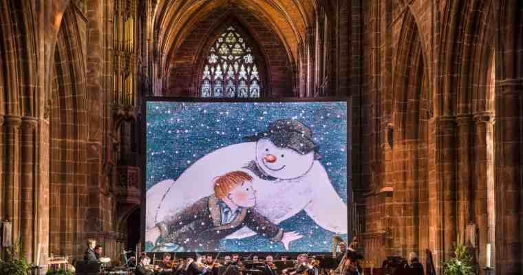 The Snowman York Minster – Christmas Event with Orchestra