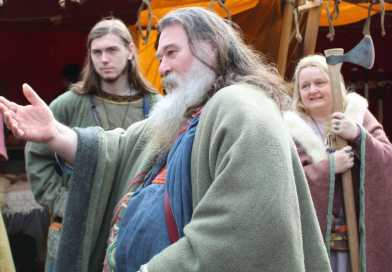 Viking Warriors and a Best Beard Competition – the Jorvik Viking Festival