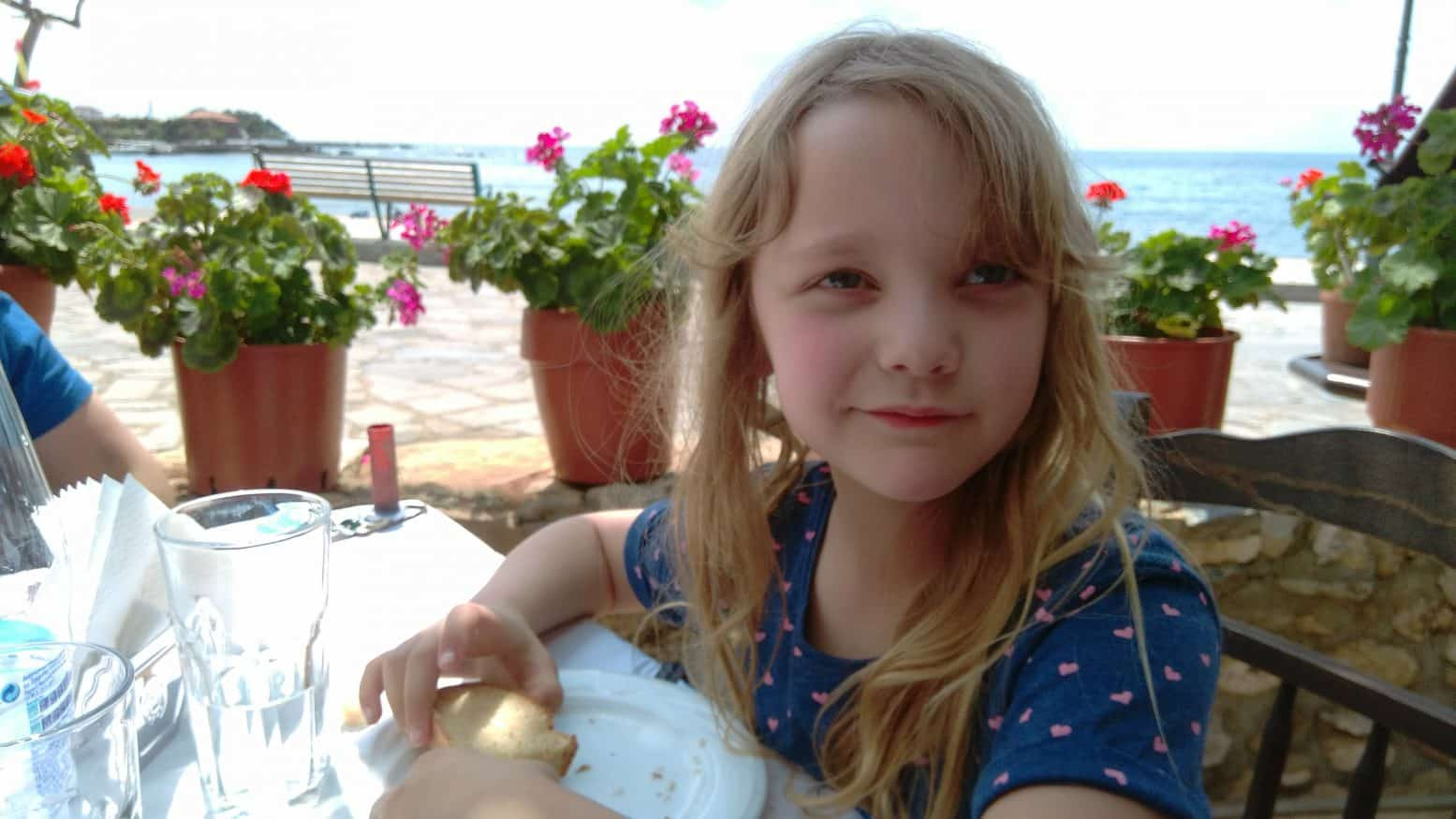 Avli – Lunch at the Beach in Stoupa, Greece