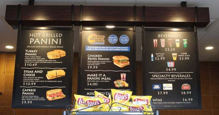 Food, Dining Deal, Menus – What to Eat at SeaWorld, Orlando