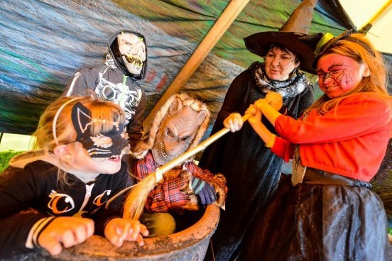 Halloween Half Term Events in and around York
