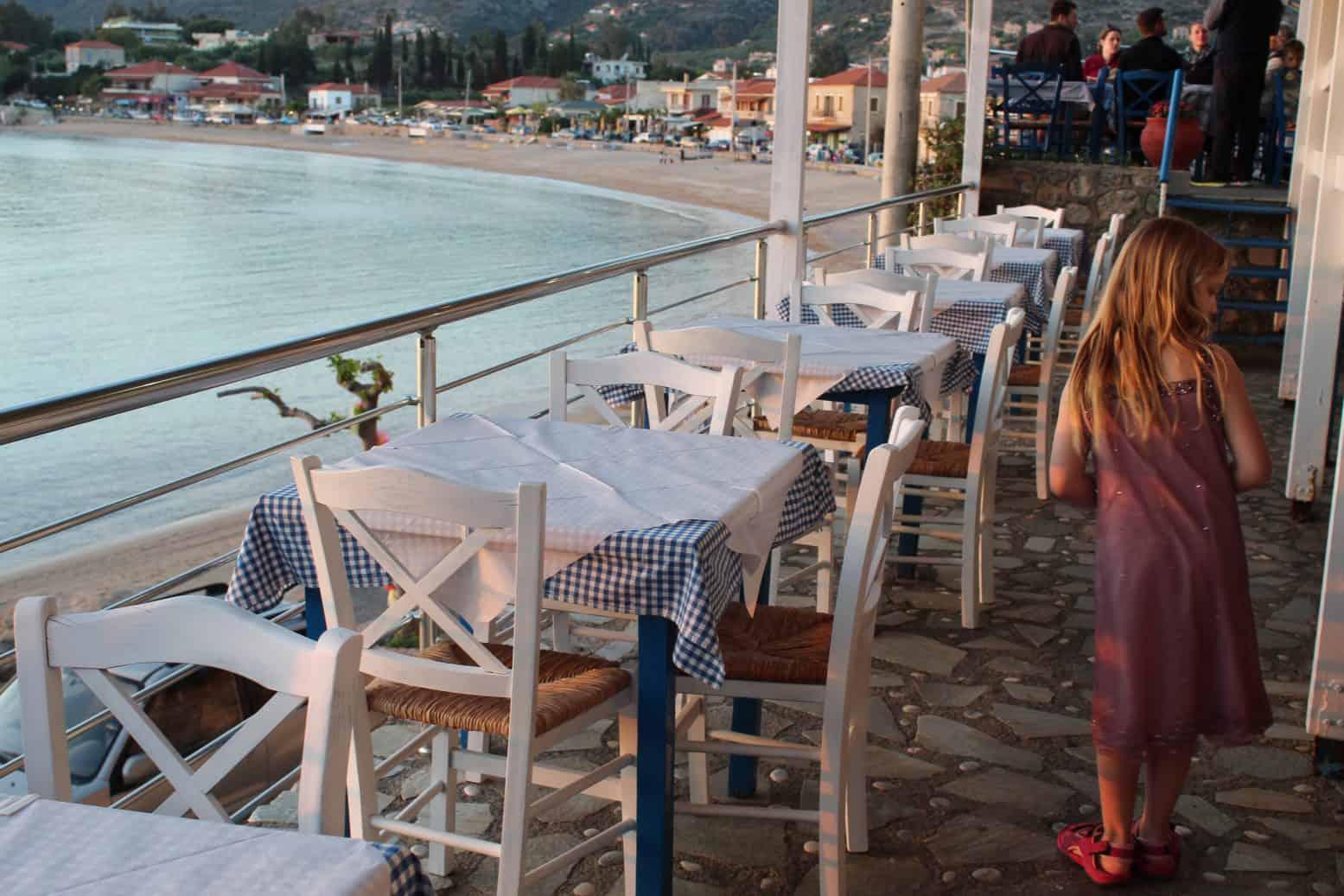 Pefko – Greek Taverna Restaurant in Stoupa, Greece