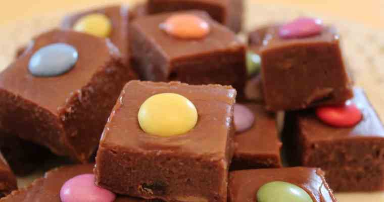 Slow Cooker/Crockpot Mars Bar Chocolate Fudge – Recipe