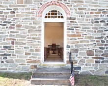 View Through the Front Doors