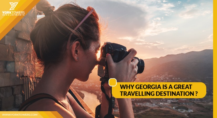 Why Georgia is a great travelling destination