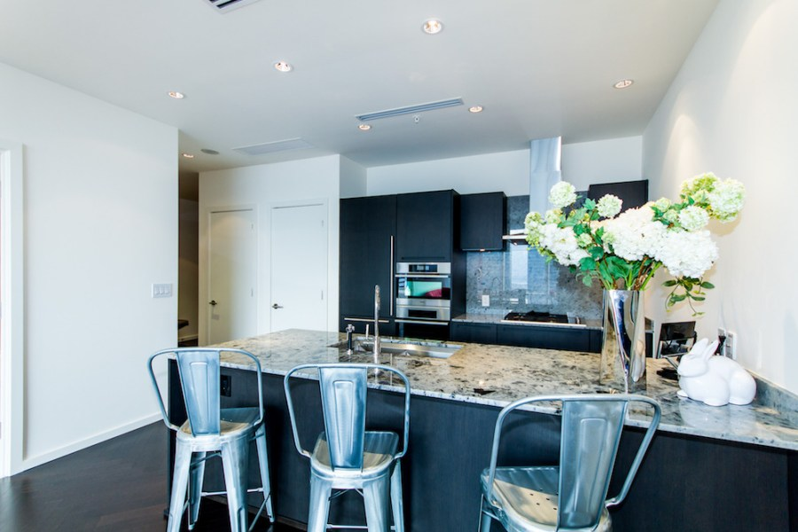 Shangri-La Toronto Condo For Sale - Sales Contact Yossi Kaplan - Kitchen