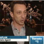 Trump International Toronto: Yossi Kaplan Interviewed by CBC News