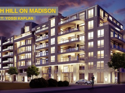 South Hill on Madison - Condo Investment Opportunity - Contact Yossi Kaplan
