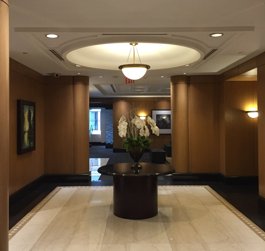38 AVENUE ROAD - YORKVILLE - LOBBY