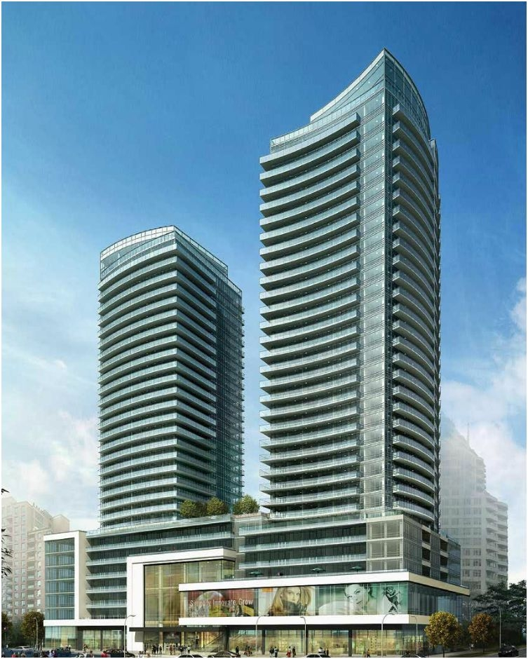 THE MADISON CONDOS ON EGLINTON - 97 & 101 EGLINTON - CONTACT YOSSI KAPLAN
