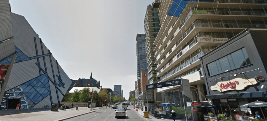 200 BLOOR ST WEST - EXHIBIT STREETVIEW