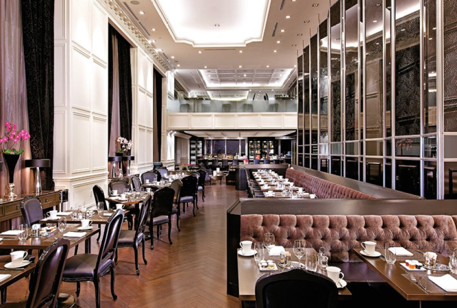 TRUMP TOWER RESTAURANT