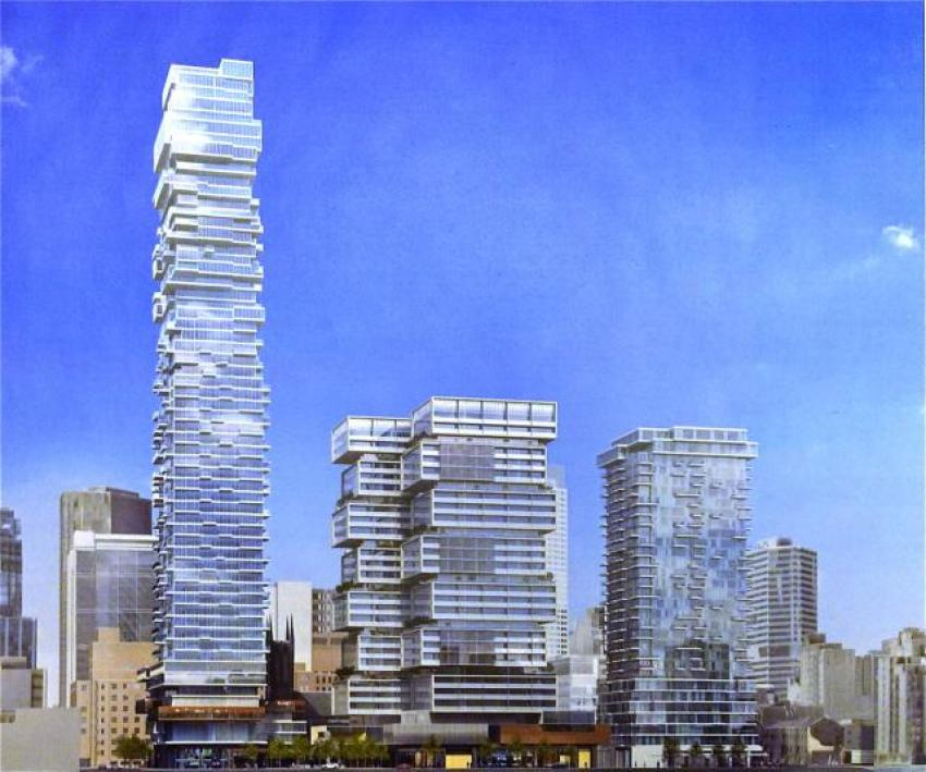 88 QUEEN CONDOS - NEW DEVELOPMENT AT YONGE AND QUEEN - CONTACT YOSSI KAPLAN