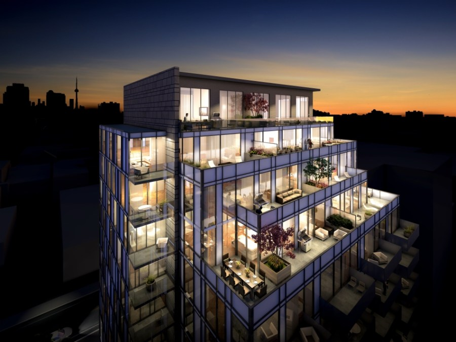 128 PEARS AVE - THE PERRY CONDOS FOR SALE - CONTACT YOSSI KAPLAN