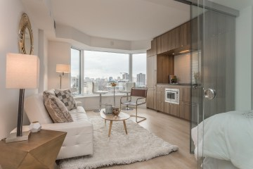 155 YORKVILLE CONDOS - PIED A TERRE FOR SALE - CONTACT YOSSI KAPLAN