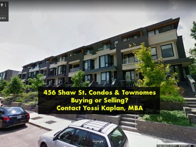 456 Shaw St Condos & Townhomes for Sale - Contact Yossi KAPLAN, MBA