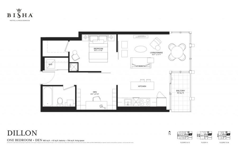 88 Blue Jays Way Condos For Sale