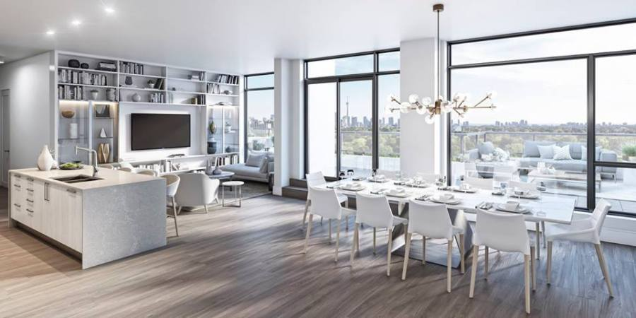 BIANCA CONDOS FOR SALE - INTERIOR SUITE