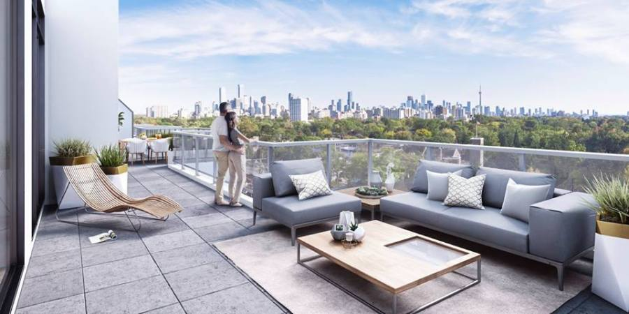 BIANCA CONDOS FOR SALE - TERRACE SUITE