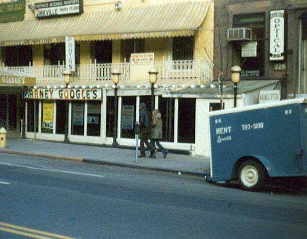 Yorkville  Memories Of Bars and Restaurants of Yorkville