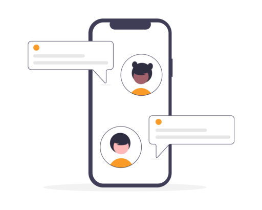 In-built chat Yoroflow
