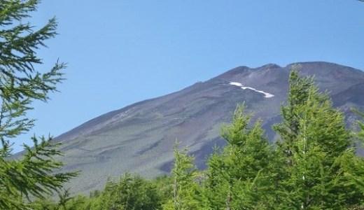 山の合目の決め方の基準はなに?富士山の5合目の高さはバラバラ?