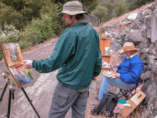 James McGrew Yosemite Peaches