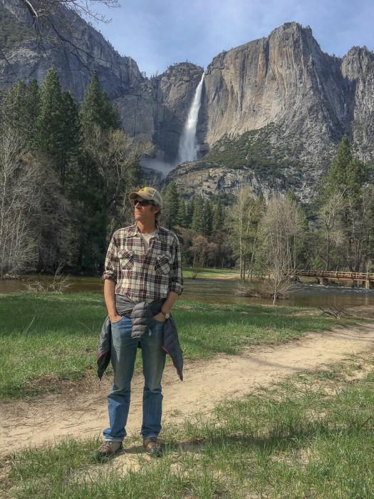 David Page Yosemite Peaches