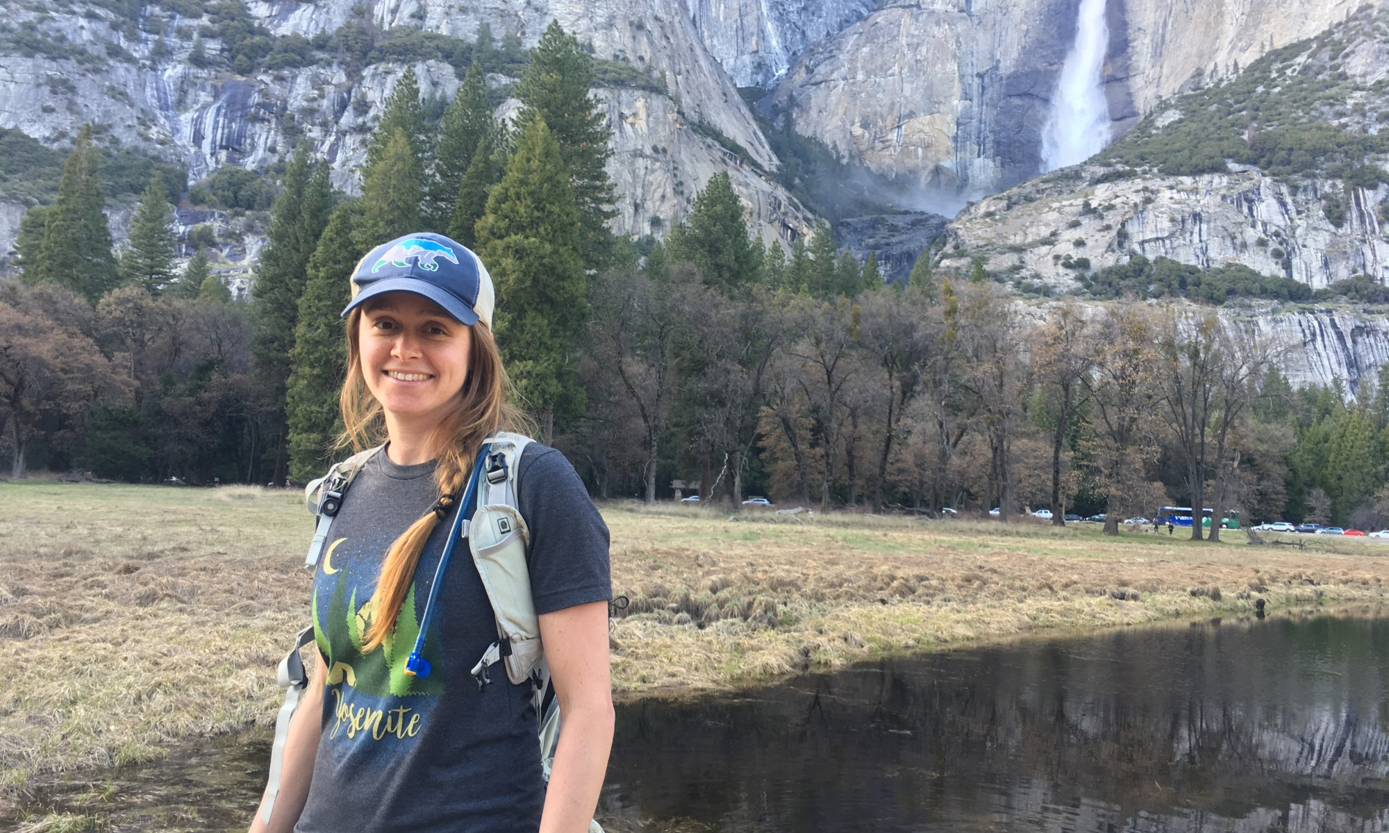 Kim Lawson Yosemite Peaches