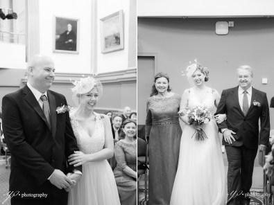 Town Hall Leeds - wedding photography