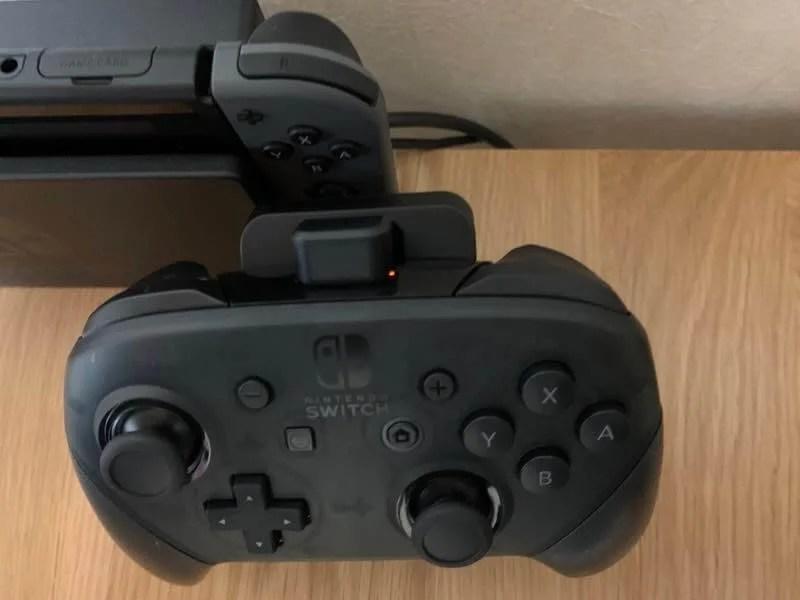 Switch コントローラー regemoudal スイッチ コントローラー プロコン. Switch プロコントローラー置くだけ充電スタンド レビュー