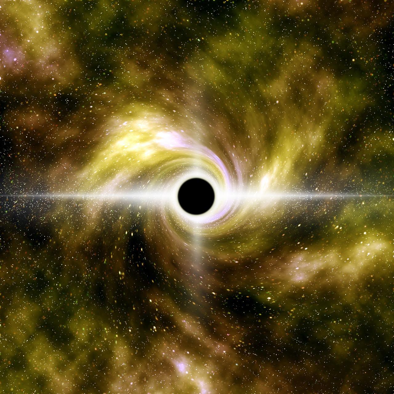 サルでも!理解度120%ブラックホールについて