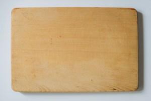 木製まな板でお手入れ簡単・包丁にも優しいおすすめ木材とは?