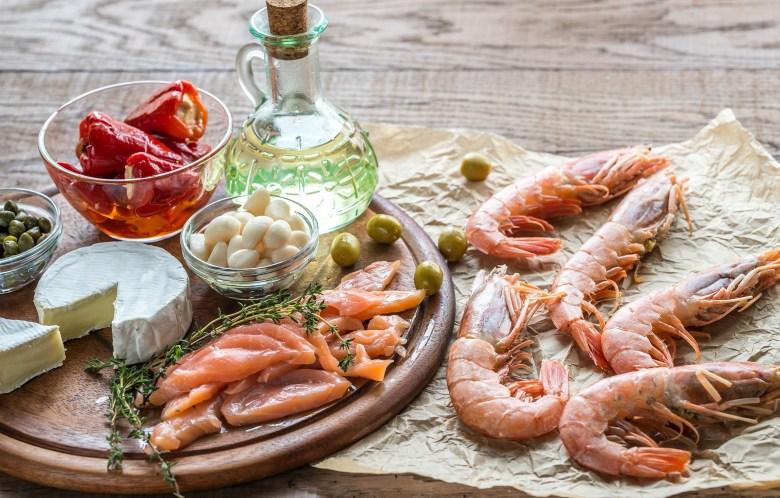地中海式ダイエット食品