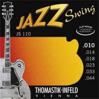 トマスティックインフィールド,ジャズギター,弦