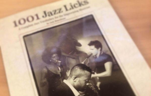 ジャズ,リック,おすすめ,教則本