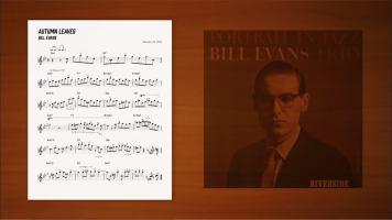 枯葉,autumn-leaves,bill-evans