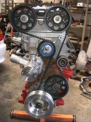 Bmw M20 Engine Diagram 8v To 16v Conversion